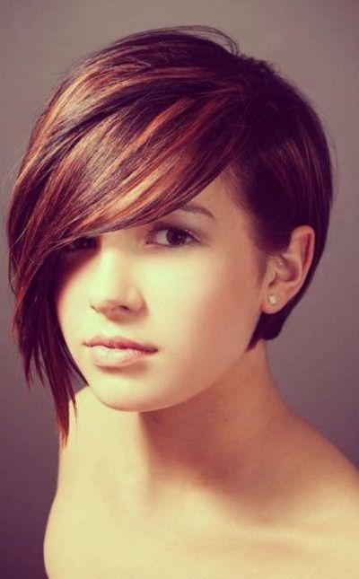 балаяж на светлые короткие волосы